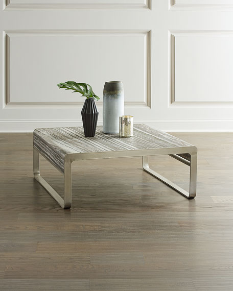 Caprice Marble Top Coffee Table