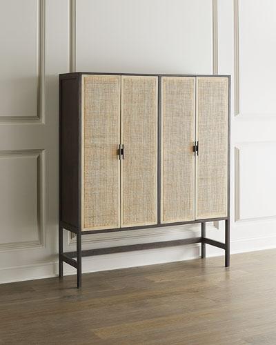 Royce Double Door Cabinet