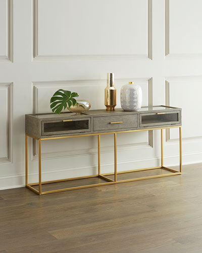 Max Floating Console Table