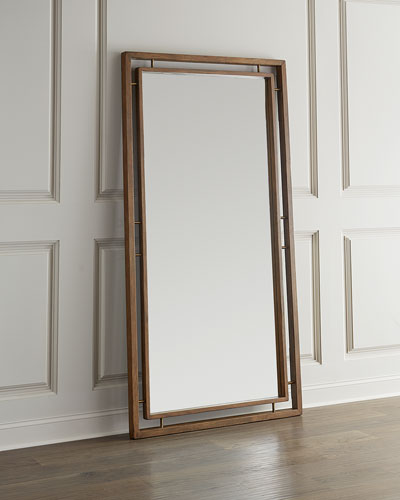 Genoa Floor Mirror