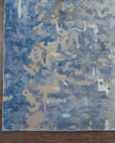 Gable Hand-Tufted Rug  3.9' x 5.9'