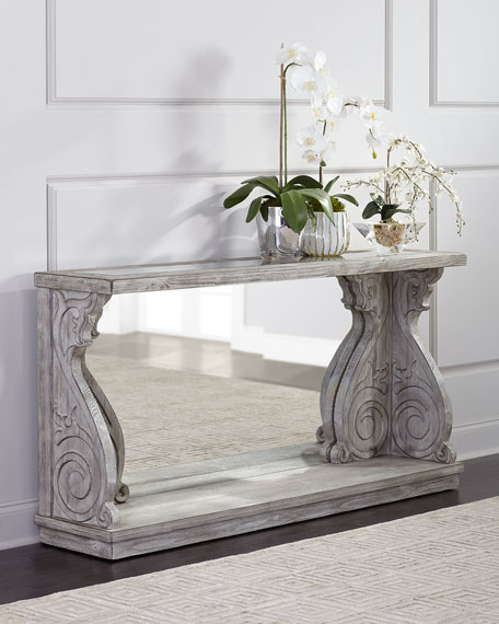 Madalyn Console Table