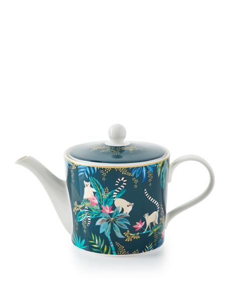 Sara Miller Lemur Teapot