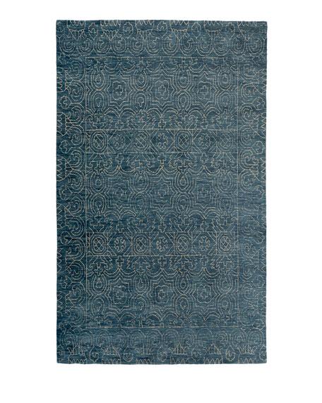 Selita Hand-Tufted Rug, 5' x 7.6'