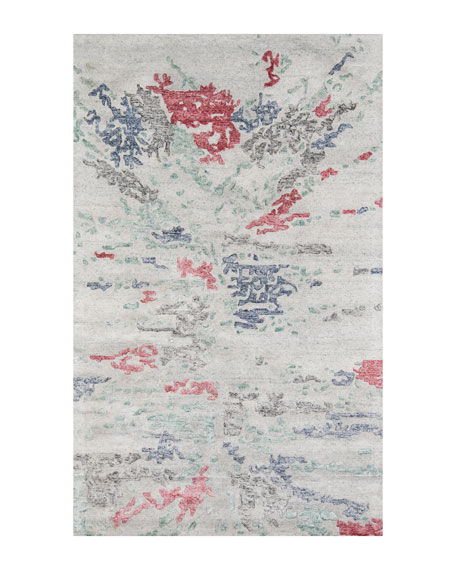 Mayfield Hand-Tufted Rug, 5' x 8'