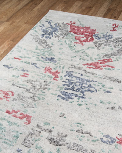 Mayfield Hand-Tufted Runner  2.3' x 8'