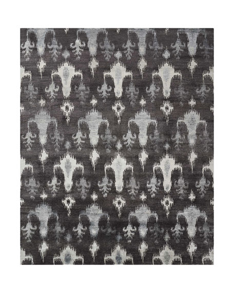 Rosanna Hand-Knotted Rug, 3.9' x 5.9'