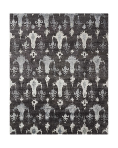 Rosanna Hand-Knotted Rug, 7.9' x 9.9'