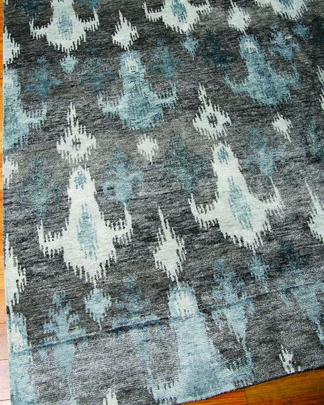 Rosanna Hand-Knotted Rug, 9.9' x 13.9'