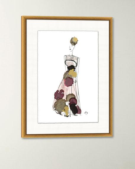 """""""Fete II"""" Giclee Art"""