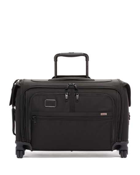 Tumi Alpha 3 Carry-On 4-Wheel Garment Bag