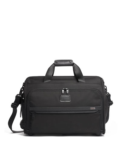 Alpha Framed Soft Duffel Bag