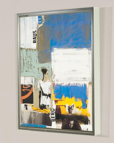 """Ernest Fashion I"" Giclee Canvas Art by Elige"