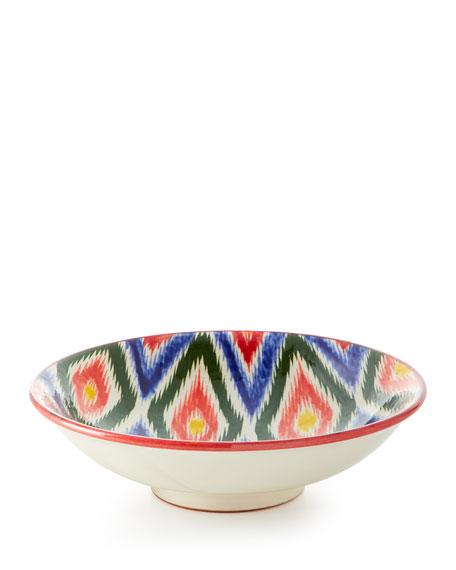 Godinger Ikat Pasta Bowl