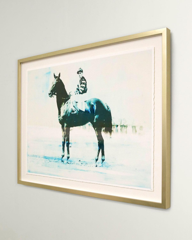 Benson Cobb Studios Quot Man O War Quot Homage No 1 Wall Art By Carol Benson Cobb