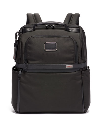 Alpha Slim Solutions Brief Backpack