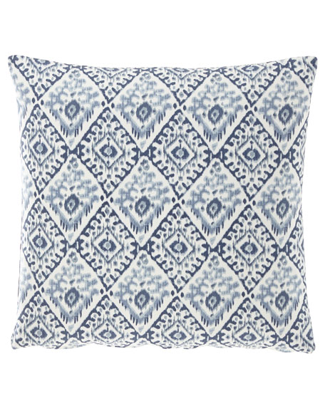 "Diamond Pillow, 20""Sq."