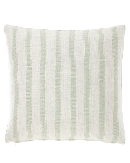 French Laundry Home Striped Pillow, 20