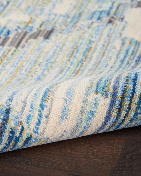 Storm Loom Woven Rug, 5.6' x 8'