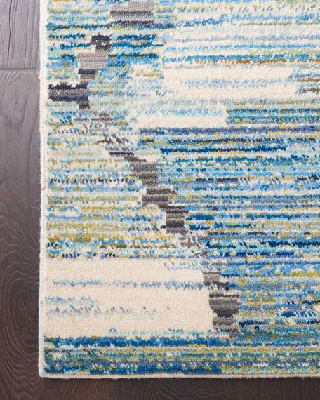 Storm Loom Woven Rug, 7.9' x 9.9'