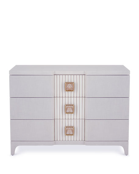 Modica 3-Drawer Chest