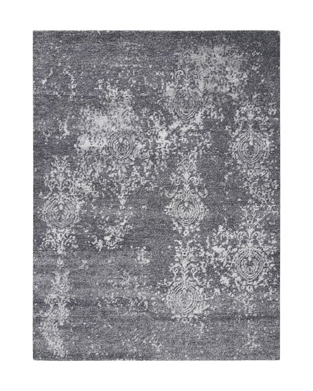 Mamie Hand-Knotted Rug, 3.9' x 5.9'