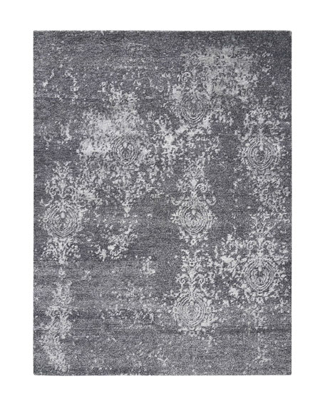 Mamie Hand-Knotted Rug, 5.6' x 7.5'