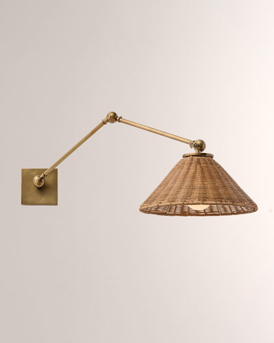 Windsor Smith for Arteriors Padma Sconce