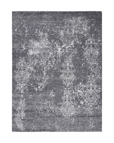 Mamie Hand-Knotted Rug, 7.9' x 9.9'