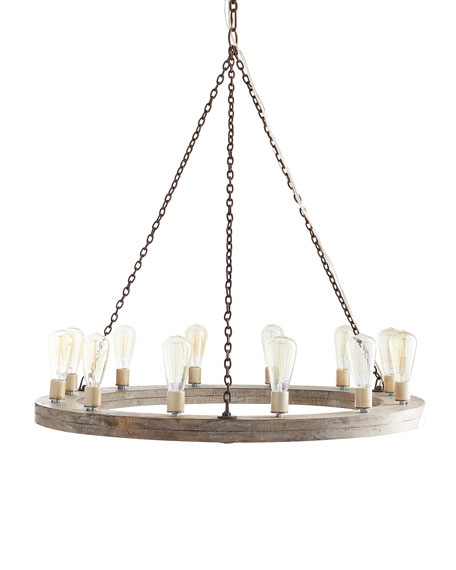 Geoffrey Small Chandelier