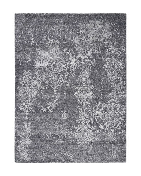 Mamie Hand-Knotted Rug, 8.6' x 11.6'