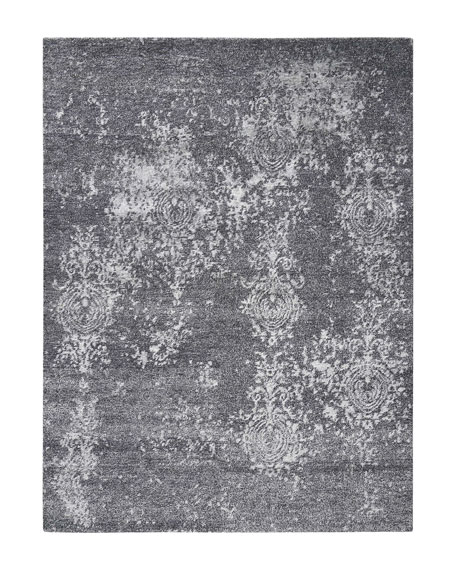 Mamie Hand-Knotted Rug, 9.9' x 13.9'