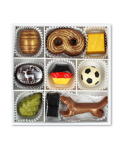 Prost Germany Chocolate Gift Box