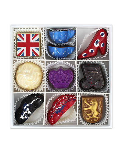 London Calling Chocolate Gift Box