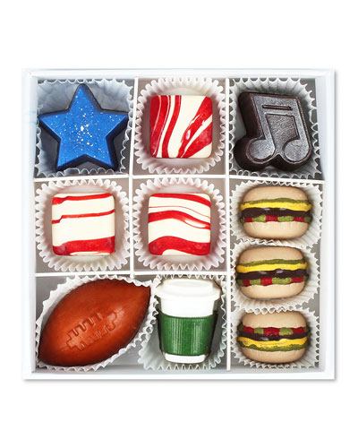 Stars & Stripes Chocolate Gift Box