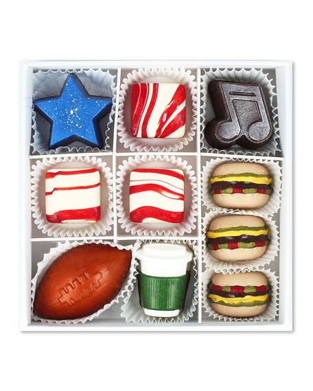 Stars & Stripes Chocolate Gift Box