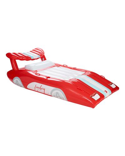 Sports Car Pool Float
