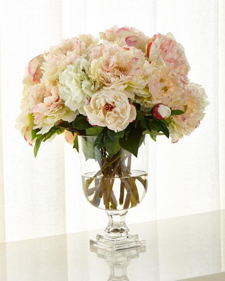 Charmingly Pink Floral Arrangement