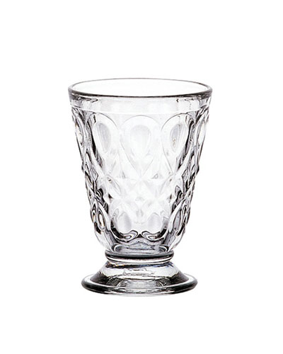 Lyonnais Clear Tumblers  Set of 6
