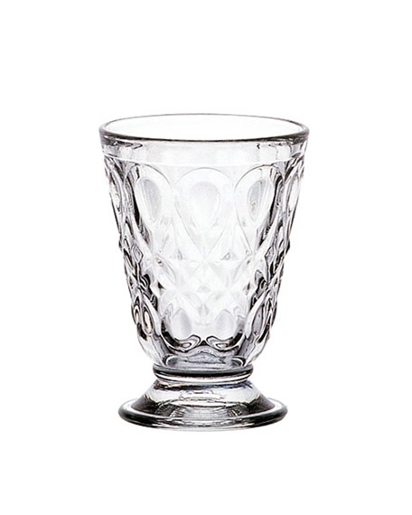 LA Rochere Lyonnais Clear Tumblers, Set of 6