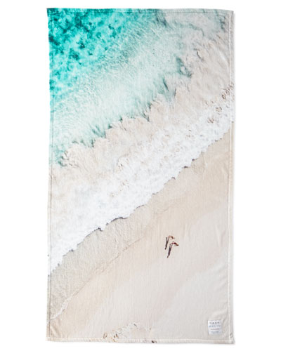 The St. Barths Beach Towel