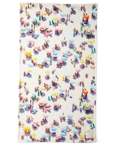 The Copacabana Beach Towel