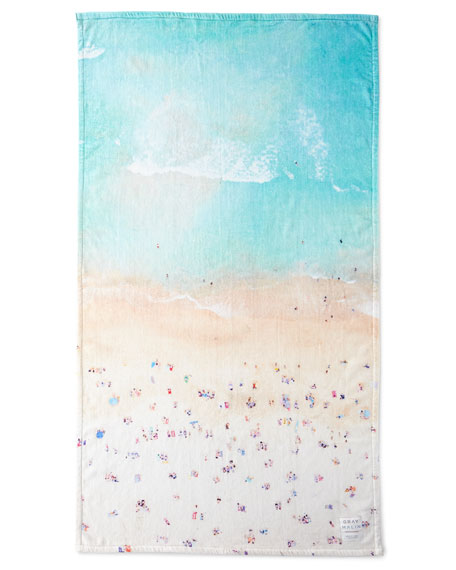 The Sydney Beach Towel