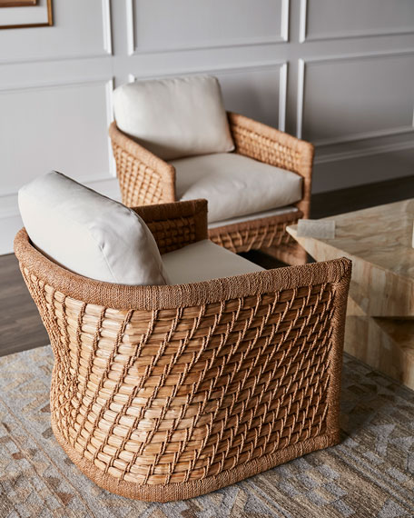 Palecek Angelica Lounge Chair