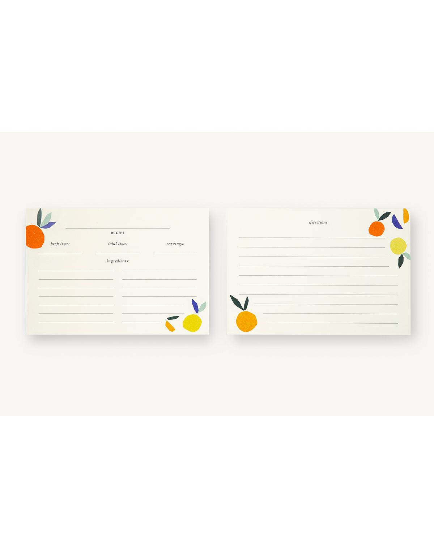 Kate Spade New Yorkrecipe Card Refills