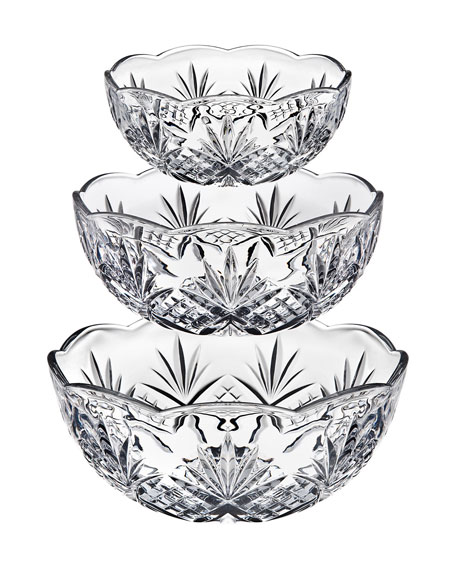 Dublin Bowls, Set of 3