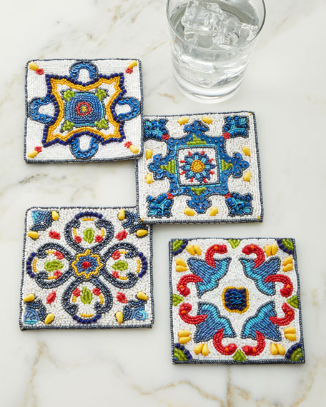 Seville Coasters, Set of 4