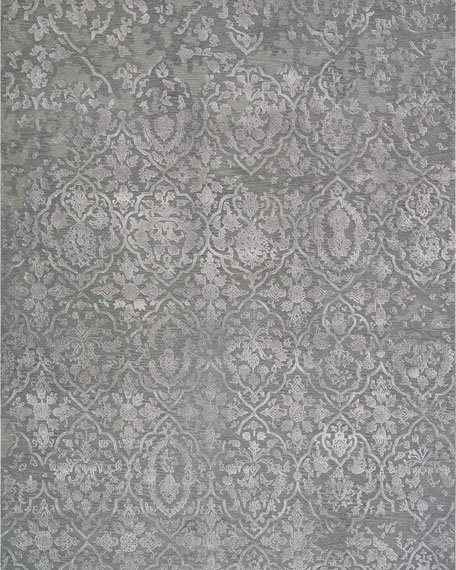 Shande Hand-Tufted Rug, 4' x 6'