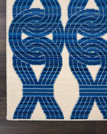Marina Loom Woven Rug, 8' x 10'