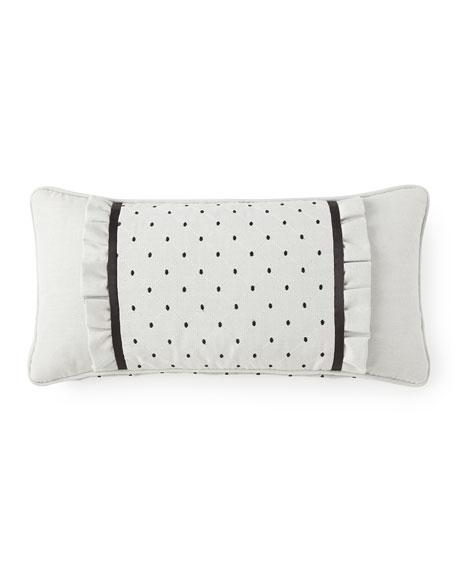 """Valencia Pillow, 11"""" x 22"""""""